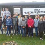 Wyjazd do muzeum w Praszce