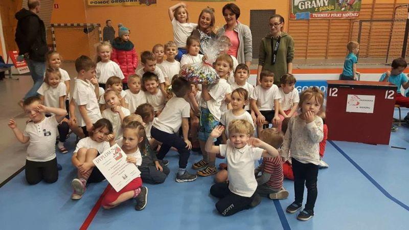 X Mikołajkowy Turniej Przedszkolaków