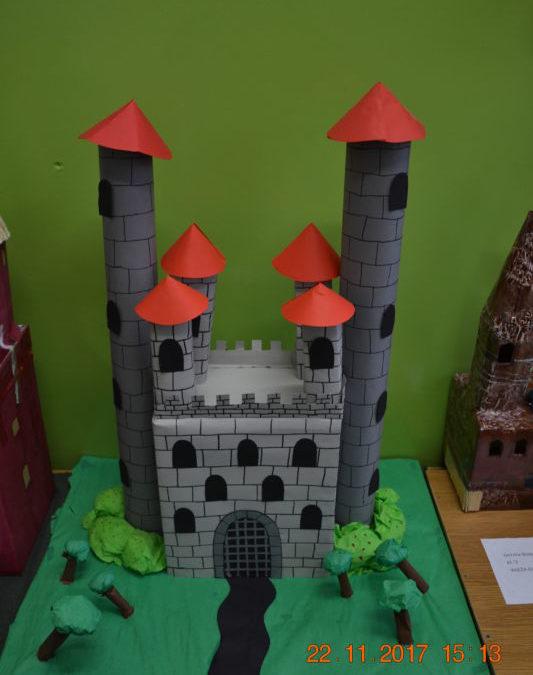 """Konkurs na """"Najpiękniejszą makietę średniowiecznego zamku"""""""