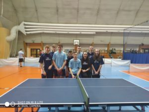 Tenis stołowy- kolejne sukcesy naszych uczniów